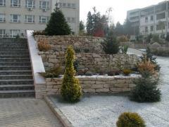 Amenajare gradina cu Piatra Naturala de Vistea