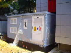Alimentare cu energie electrica Statie de climatizare centralizata