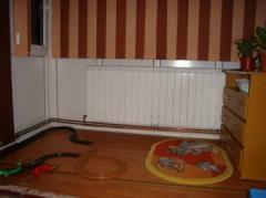 Montaj instalatii de incalzire cu radiatoare
