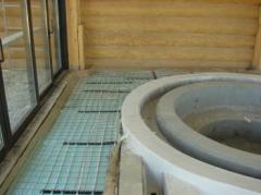 Montaje de instalatii pentru incalzire in pardoseala