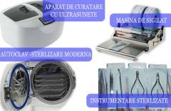 Sterlizare cabinet stomatologic