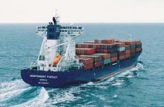 Transport maritim de produse