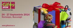 Targ dedicat sectorului de obiecte promotionale Gift Show