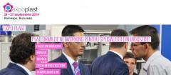 Expoplast - Targ dedicat industriei de prelucrare a maselor plastice