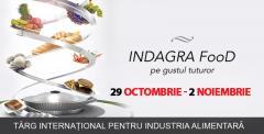 Targ International pentru Industria Alimentara - INDAGRA Food