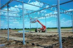 Supervizare de montaj sere si solarii, supervizare montaj echipamente specifice sere