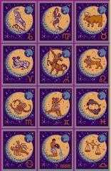Mochete tematice zodiac