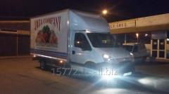 Insurance of cargo transportations