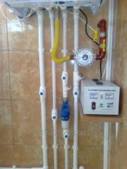 Montare, punere în funcţiune şi reparaţii la cazane de abur şi apă fierbinte