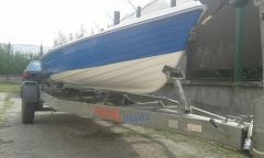 Constructor barci din fibra