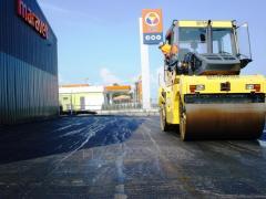 Servicii asfaltare