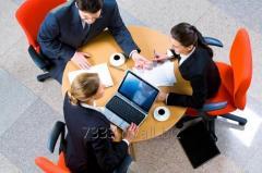 Комплексное сопровождение деятельности юридических лиц (по алгоритму «удаленный офис»)