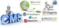 Creare si/sau Administrare pagini web