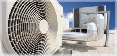 Montaj echipamente de climatizare