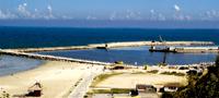 Construcţii hidrotehnice Dragaje, decolmatări acvatorii portuare, şenale navigabile, prize de aspiraţie