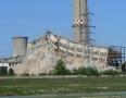 Demolarea mecanizata si cu explozii controlate