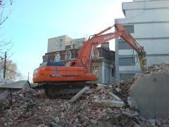 Lucrari de demolare
