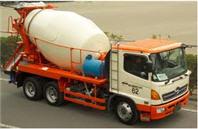 Servicii de livrare a betonului.