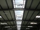 Montaj acoperis termoizolat si accesorii