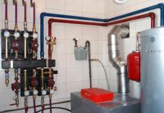 Retele termice (abur, apa fierbinte) si