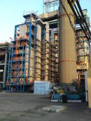 Interventii turbine eoliene, structuri metalice, turnuri racire, hale industriale