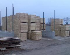 Elemente pentru paleti din lemn de plop