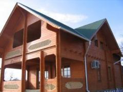 Locuinte familiale din lemn