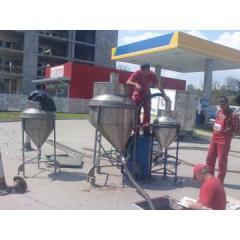 Calibrare rezervoare de carburanti