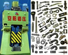 Development of machines and equipment for
