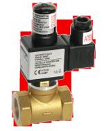Electrovalve de siguranta pentru gaz marca