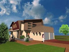 Proiecte arhitecturale rezidentiale