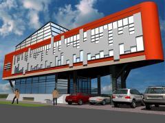 Proiecte arhitecturale industriale