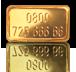 Gravare personalizata a lingourilor de aur