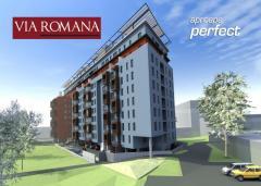 Ansamblu rezidential Via Romana (Arad)