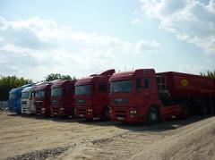 Transport rutier de marfuri