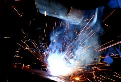 Manual arc welding