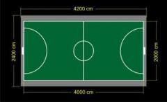 Constructii terenuri de sport