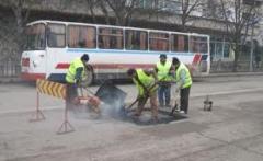 Repararea fisurilor in suprafete din asfalt si beton