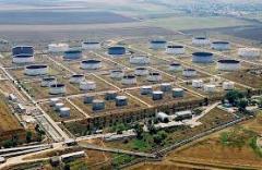 Depozitare produse petroliere