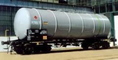 Incarcare produse petroliere