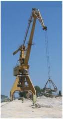 Operatiuni portuare - Portul Comercial din Tulcea