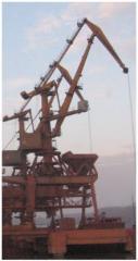 Operatiuni portuare - Portul Mahmudia