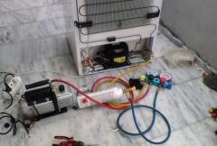 Reparaţie şi întreţinere de echipament frigorific comercial