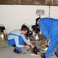 Instalatii automate de compensare a energiei electrice reactive