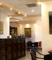 Cafenea si bar la hotel