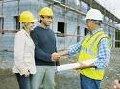 Constructii civile la rosu şi la cheie